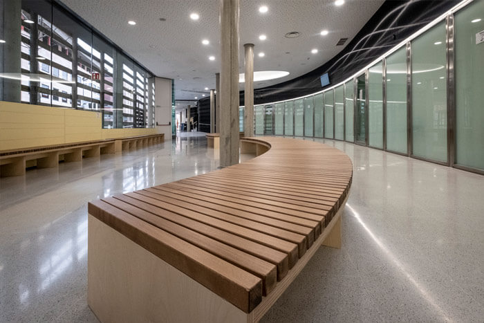 Millores a l'Edifici Judicial del Canyeret a Lleida
