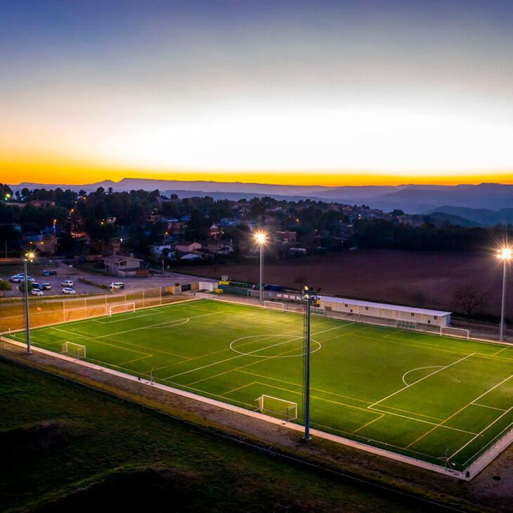 Camp de futbol de Castellnou del Bages