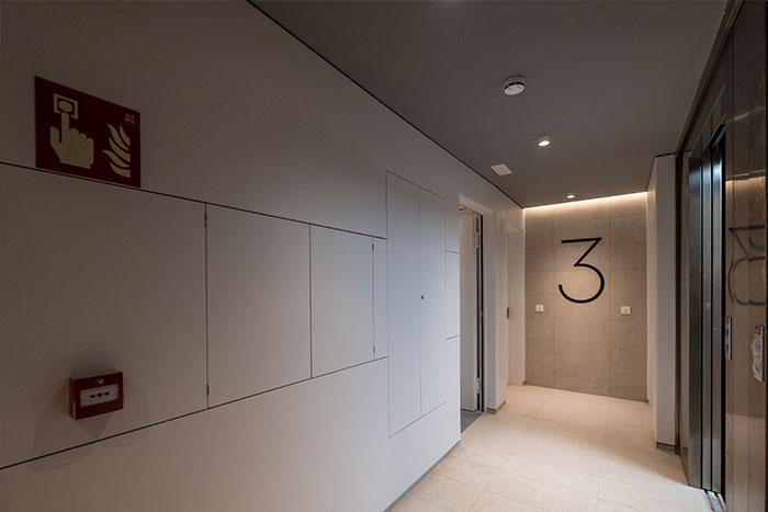 Bloc de pisos a l'Av. Marimunt de Lleida