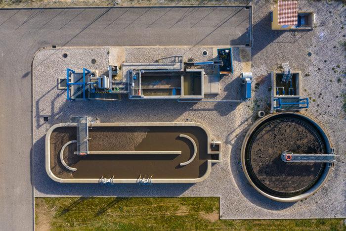 Estación depuradora de aguas residuales de Arbeca